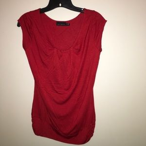 The Limited red top